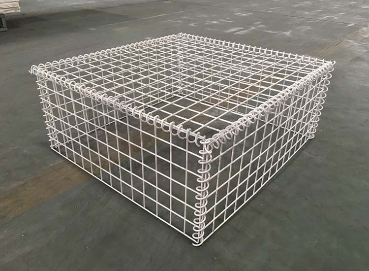 Customized welded wire gabion