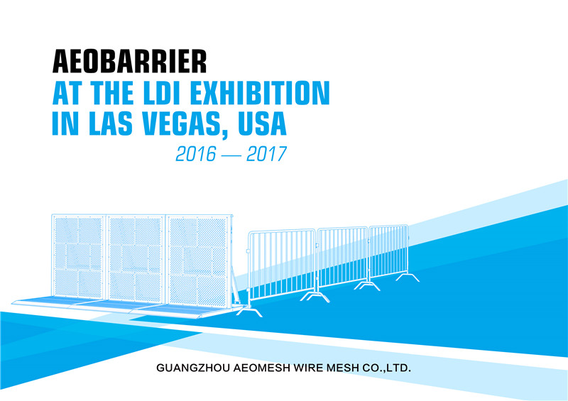 We attended the 2016-2017 LDI exhibition in Las Vegas, USA